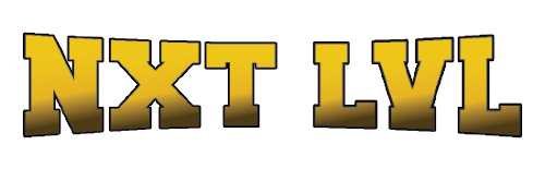 NXT LVL Wrestling LOGO with Coach Mike Krause
